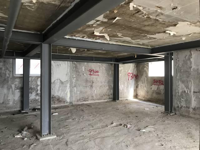 천장 보강공사
